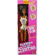 Boneca Barbie Fashion 1999 Rara Negra Lacrada Mattel
