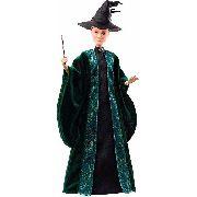 Boneca Harry Potter Minerva Mcgonagall Mattel Top