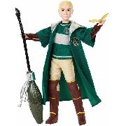 Boneco Harry Potter Quidditch Draco Malfoy Mattel Top