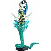 Monster High Greatscarrier Glowsome Ghoulfish Frankie Stein