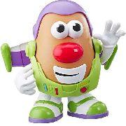 Boneco Disney Toy Story 4 Mr Cabeça De Batata Lightyear Top