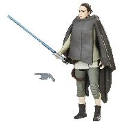 Star Wars Rey (island Journey) Force Link Figure Hasbro Top