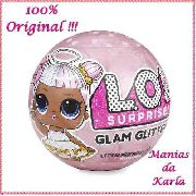 Boneca Lol Surprise Glam Gliter 7 Surpresas 100% Original