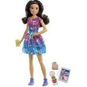 Boneca Barbie Skipper Babysitters Estrelas Babá 2019