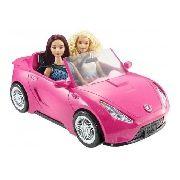 Carro Da Barbie Conversível Glam De Luxo Original Eua Mattel