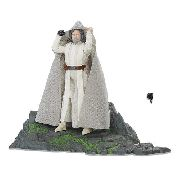 Star Wars The Black Series Luke Skywalker Jedi Master Ilha
