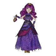 Boneca Disney Descendants Royal Mal Isle Of The Lost Hasbro
