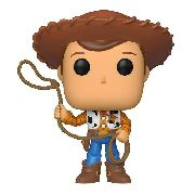 Boneco Funko Pop Toy Story 4 - Sheriff Woody #522