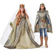 Boneca Barbie E Ken Collector Floresta Distante Casamento