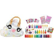 Maleta Poopsie Slime Suprise Puitton Kit +35 Surpresas Top