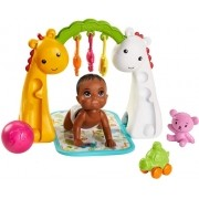 Bebê Da Barbie Skipper Babysitters Com Tapete Fisher-price