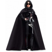 Boneca Barbie Collector Star Wars Darth Vader X Nova 2020