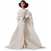 Boneca Barbie Collector Star Wars Princesa Leia X Nova 2020