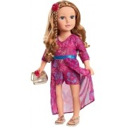 Boneca Journey Girls Mikaella 45cm Reborn Girl Americana Top