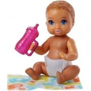 Boneco Barbie Skipper Babysitters Bebê Moreno Claro Raro