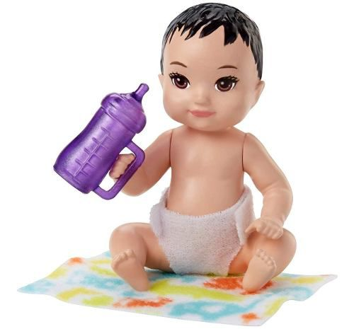 Boneco Barbie Babysitters Bebê Oriental Japa Chelsea Raro