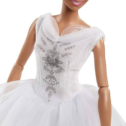 Boneca Barbie Collector O Quebra-nozes Bailarina Disney Top