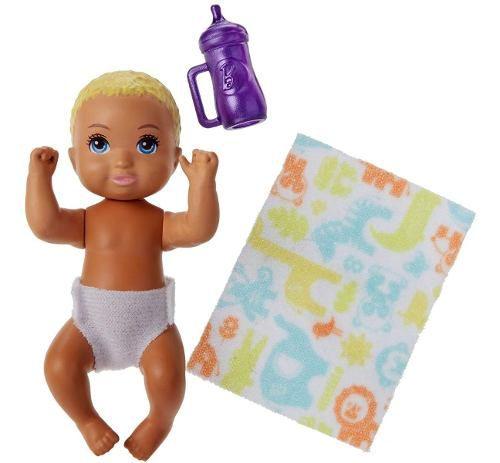 Boneco Ken Barbie Skipper Babysitters Loiro Bebê Top Raro