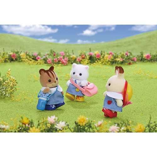 Sylvanian Families Amigos Do Jardim De Infância Epoch Eua