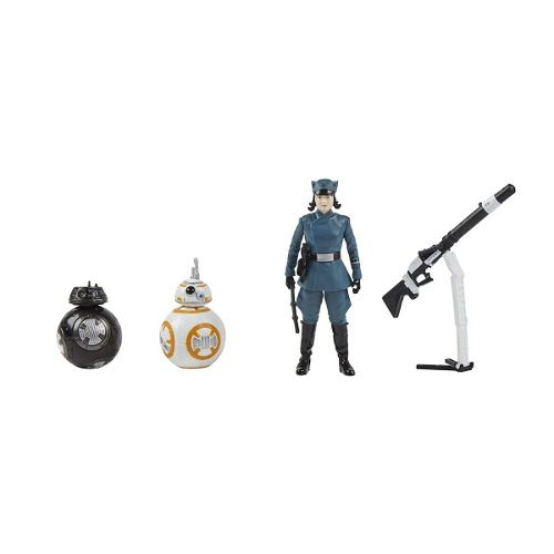 Star Wars Force Link Rose (first Order Disguise) Bb-8 Bb-9e