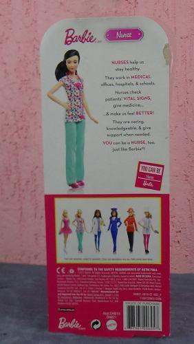Boneca Barbie Médica Hospital Japonesa Linda