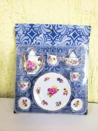 Miniatura Xicaras Porcelana Para Casa Da Barbie Top 2019