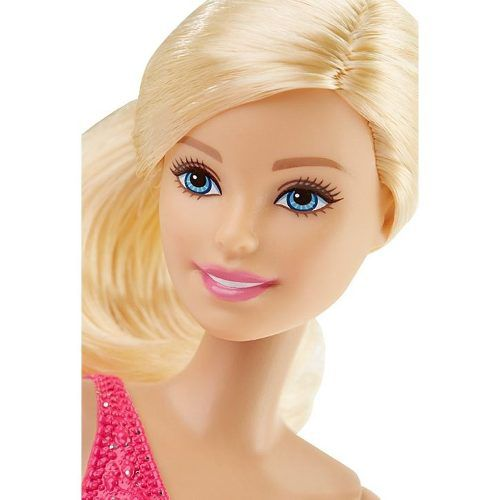 Boneca Barbie Top Patinadora Gelo Carrers Ice Skater Trofeu