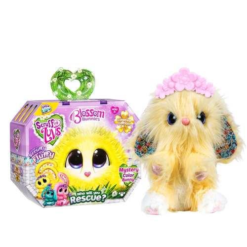 Pelúcia Surpresa Little Live Scruff-a-luvs Blossom Bunnies