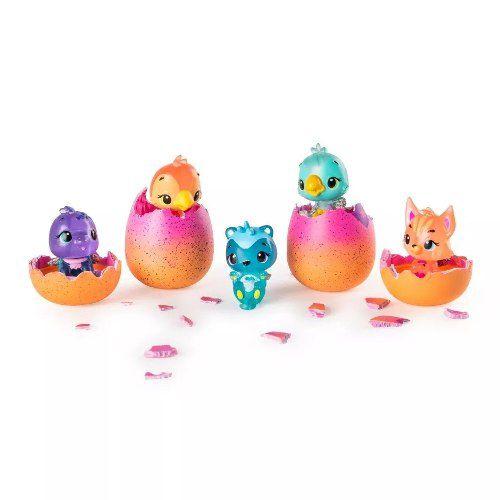 Hatchimals Colleggtibles 4 Ovos E Bônus Surpresas Top