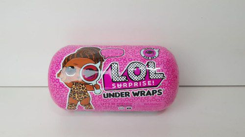 Boneca Lol Surprise Under Wraps Eye Spy Series 100% Original