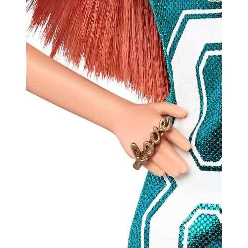 Boneca Barbie Fashionista 16 Ruiva Glam Vestido Lindo Top