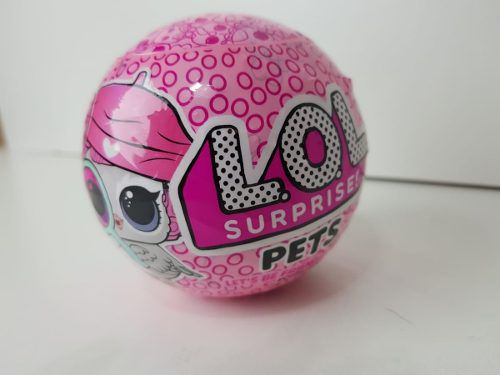 Boneca Lol Surprise 7 Surpresas Pets Eye Spy Top