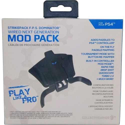 Adaptador Strikepack Ps4 Anti Recoil Rapid Fire Manual Pt-br