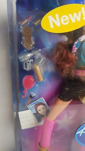 Boneca Barbie American Idol 2004 Tori Com Karaokê Rara Top