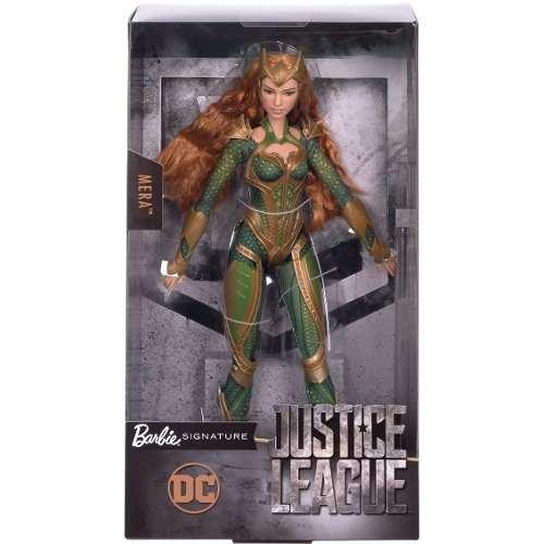 Barbie Collector Mera Mulher Maravilha Liga Da Justiça Top