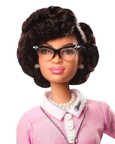 Boneca Barbie Collector Katherine Johnson Linda Top 2019