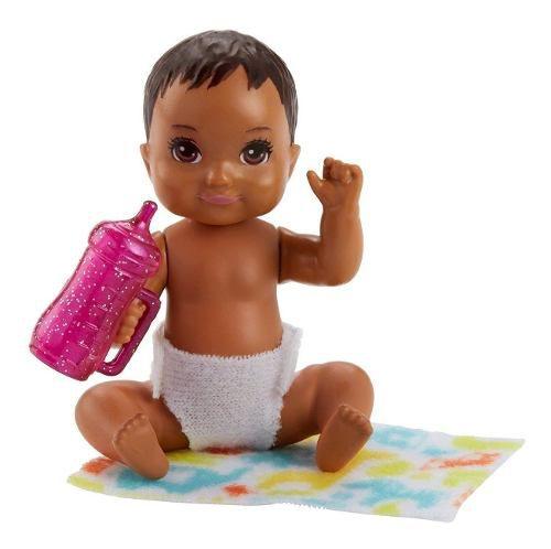 Boneco Ken Barbie Skipper Babysitters Moreno Claro Bebê Top