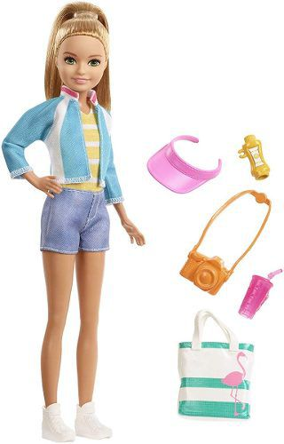 Boneca Barbie Skipper Dreamhouse Adventures Stacie Viajante