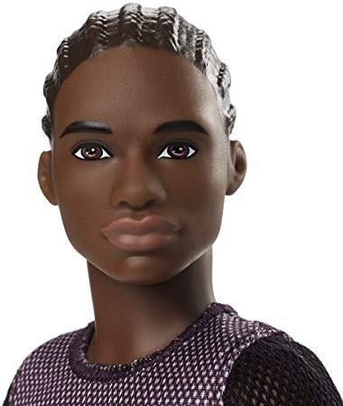 Boneco Ken Barbie Fashionista 130 Moreno Los Angeles 2019
