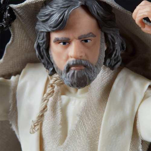 Star Wars The Black Series Luke Skywalker Jedi Master Ilha
