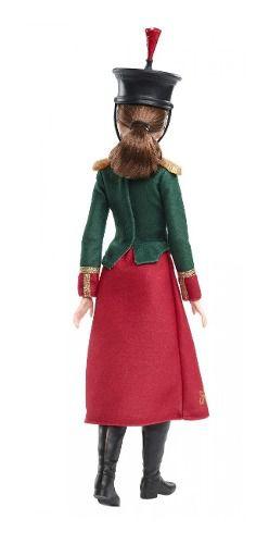 Boneca Barbie Collector O Quebra-nozes Clara Soldada Disney