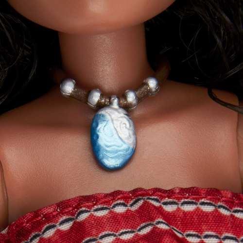 Boneca Moana Oceania Mar De Aventuras Articulada Tipo Barbie