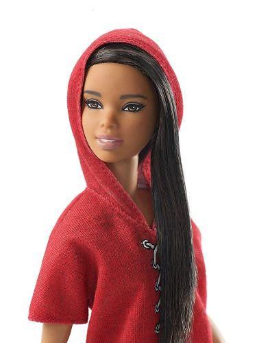 Boneca Barbie Fashionista 89 Morena Xoxo Vestido Top 2019