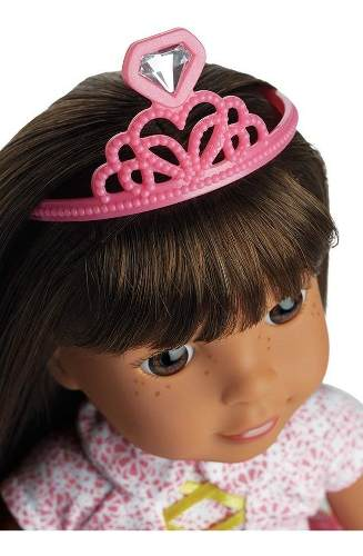 Boneca Reborn American Girl Welliewishers Ashlyn Franja 37cm