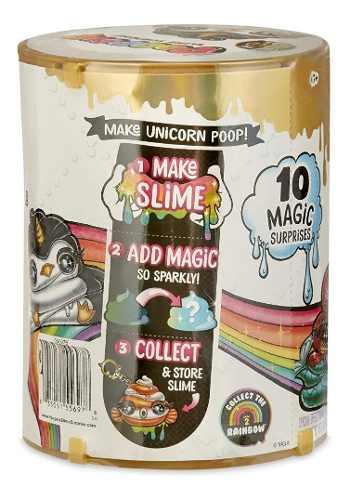 Poopsie Slime Suprise Poop Pack Drop 2 Gold Make Unicórnio