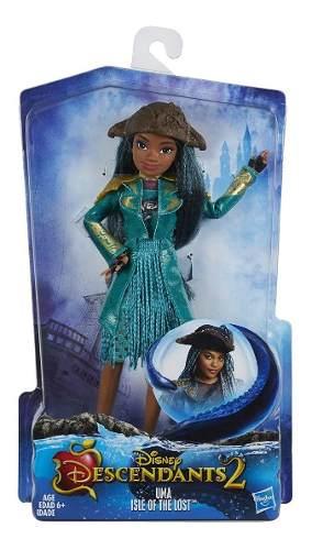 Boneca Disney Descendants Uma Isle Of The Lost Hasbro