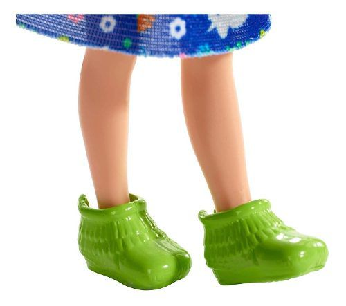 Boneca Filha Barbie Club Chelsea Criança Loira Lançamento