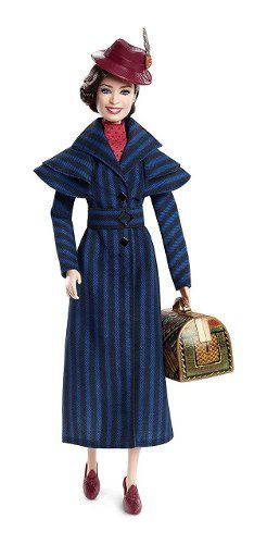 Boneca Barbie Collector Signature Disney Mary Poppins Rara