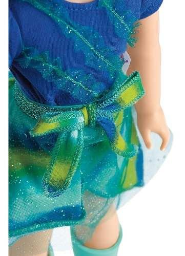 Boneca Reborn American Girl Camille Loira Welliewishers 37cm