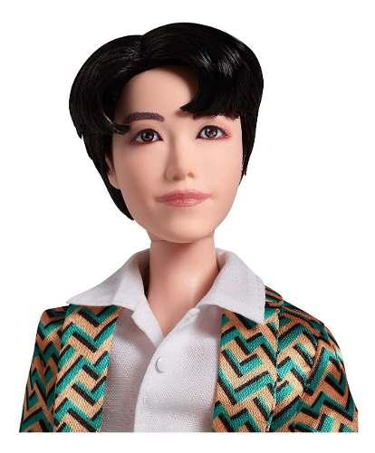 Boneco Mattel Bts J-hope Ídolo Bangtan Boys K-pop Raro